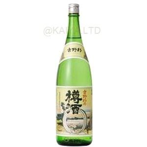 長龍 吉野杉の樽酒【1800ml】の画像