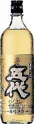 五代 長期貯蔵酒25度  麦焼酎 の画像
