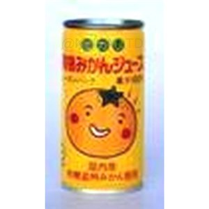 ヒカリ有機みかんジュース/オーガニックジュースの画像
