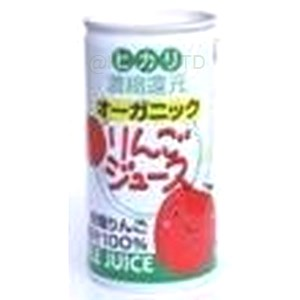ヒカリオーガニックりんごジュース/オーガニックの画像