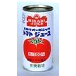 ヒカリオーガニックトマトジュース(無塩)の画像