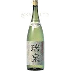 瑞泉 泡盛 古酒 43度【1800ml】の画像