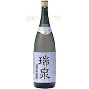 瑞泉 青龍 泡盛 古酒 30度【1800ml】画像