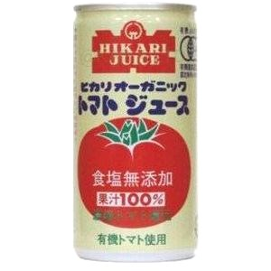 ヒカリ食塩無添加オーガニックトマトジュース30本の画像