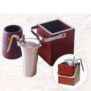 家庭用卓上酒燗器「ミニかんすけ」の画像
