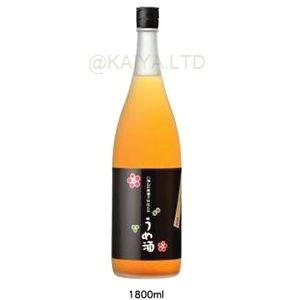 八海山の原酒で仕込んだ梅酒【1800ml】の画像