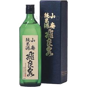 飛良泉 山廃純米酒 【720ml】画像