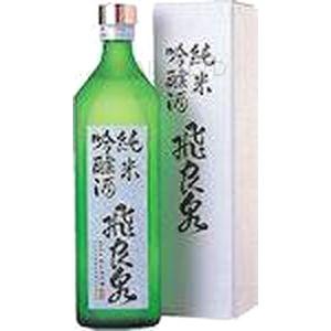 飛良泉 純米吟醸(精米歩合40%大吟醸規格)【720ml】画像