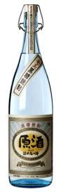浜千鳥乃詩_黒糖焼酎原酒38%(7年以上古酒)1800mlの画像