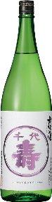 千代寿 『無垢之酒』 純米吟醸生原酒あらばしり 【1800ml】の画像