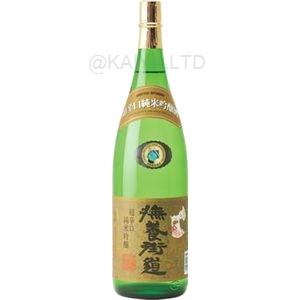 鳴門鯛 山廃純米吟醸 撫養街道 【1800ml】の画像