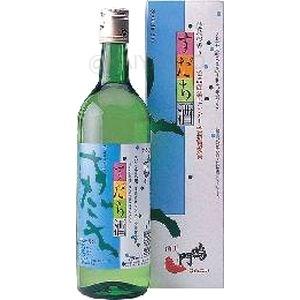 鳴門鯛 すだち酒  【720ml】の画像