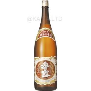 香露 特別純米酒 【1800ml】画像