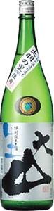 大山 『特別純米生酒』 【1800ml】の画像