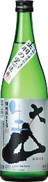 大山 『特別純米生酒』 【720ml】の画像