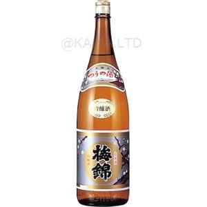 梅錦 吟醸 つうの酒 【1800ml】の画像
