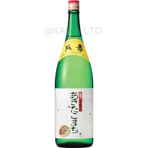 天寿 本醸造 あきたこまち 【1800ml】の画像