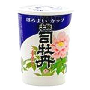 司牡丹 上撰金凰ほろよいカップ 【180ml】×1函(30本)の画像