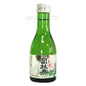司牡丹 純米 【180ml】×1函(20本)の画像