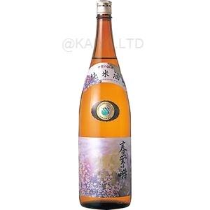 春鶯囀 純米酒 【1800ml】の画像