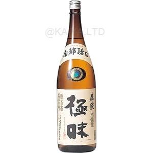 春鹿 本醸造 極味 【1800ml】の画像