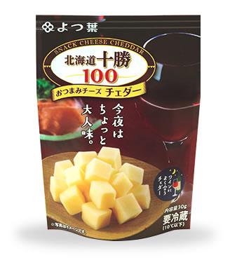 おつまみチーズ チェダー 30g/よつ葉乳業・北海道画像