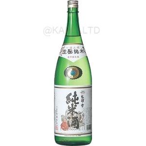 出羽ノ雪 生もと純米酒 【1800ml】の画像