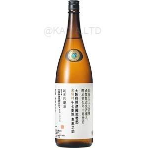 秋鹿 純米吟醸 倉垣村 【1800ml】の画像