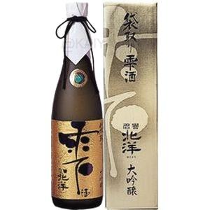 北洋 大吟醸 袋取り雫酒 【720ml】の画像