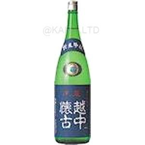 北洋 純米吟醸 越中懐古 朱夏 【1800ml】の画像