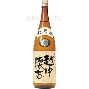 北洋 〈純米酒〉越中懐古 【1800ml】の画像