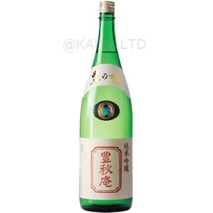 豊の秋 純米吟醸 豊秋庵 【1800ml】の画像