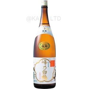 峰乃白梅 特別本醸造酒 抜群 【1800ml】の画像
