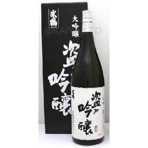米鶴大吟醸『盗み吟醸』 【1800ml】の画像