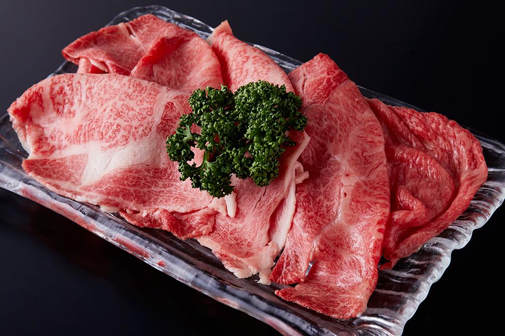 牛ロースモモバラすき焼用画像
