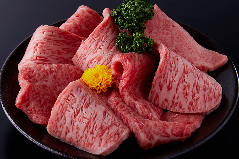 赤身ロース焼肉用の画像