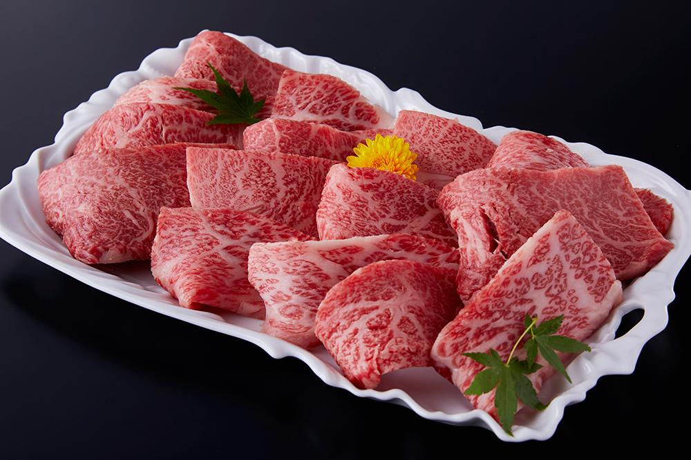 牛ロースカルビ焼肉用画像