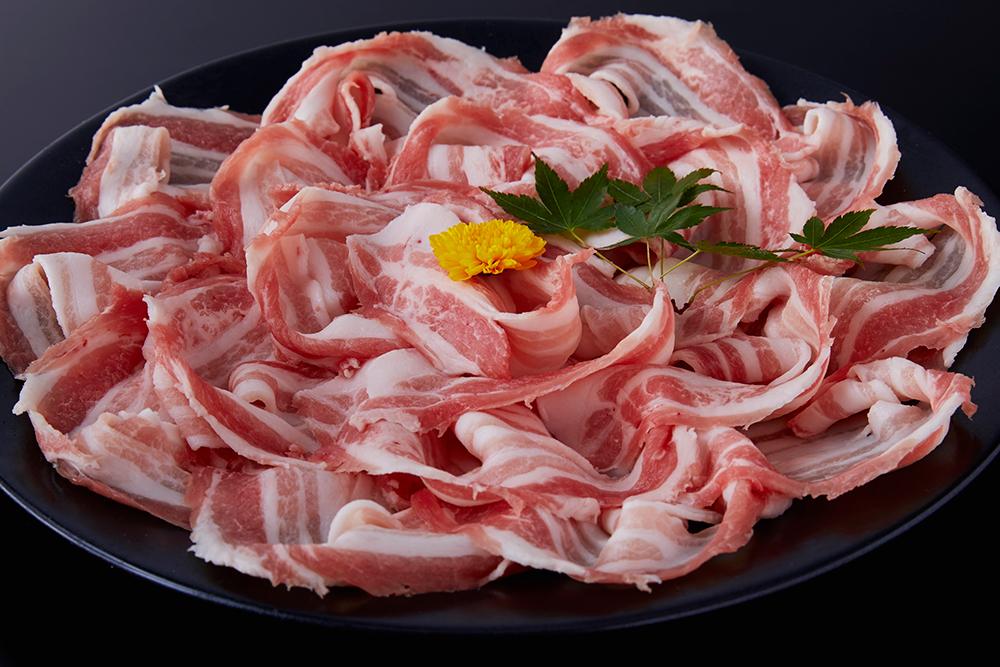 豚バラしゃぶしゃぶ用の画像