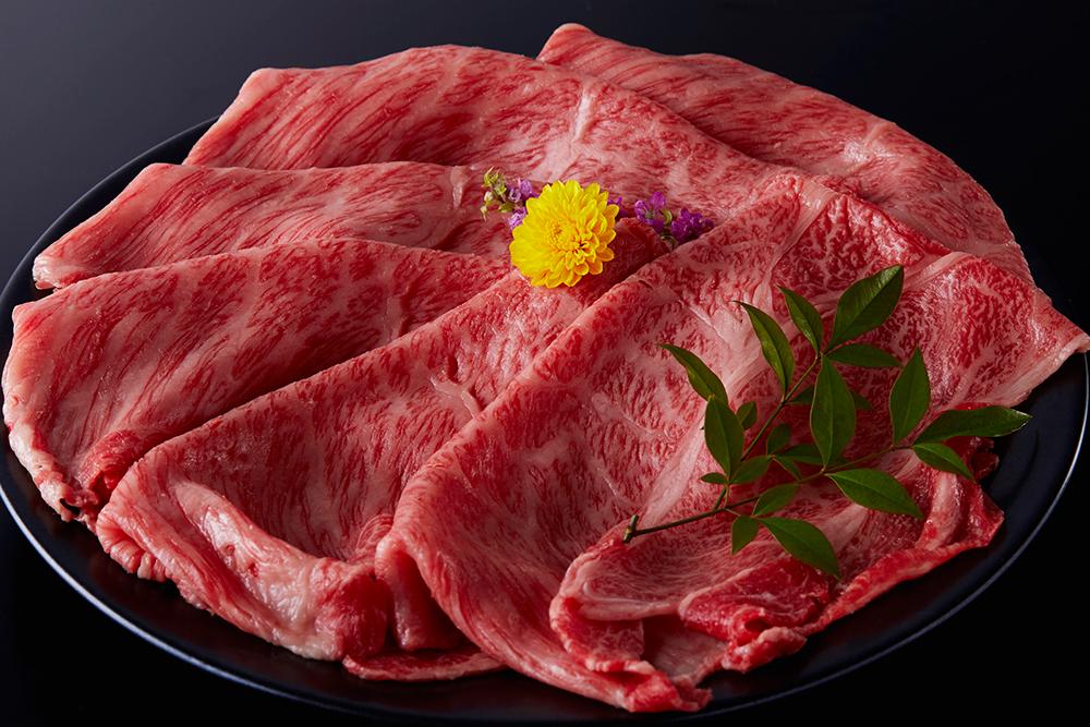優秀牛ロースすき焼用画像