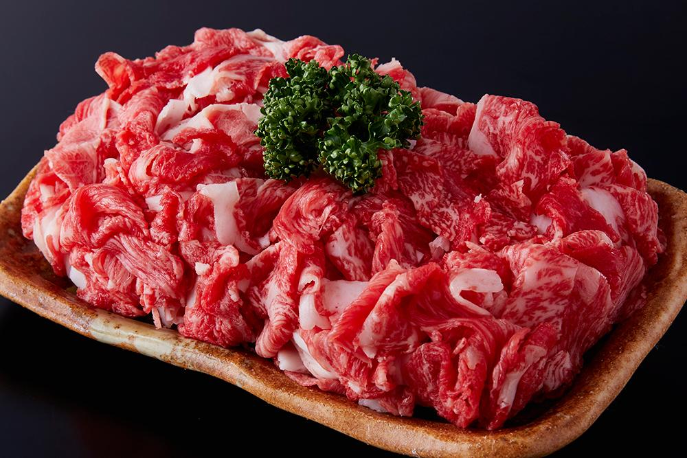 和牛上しぐれ煮用の画像
