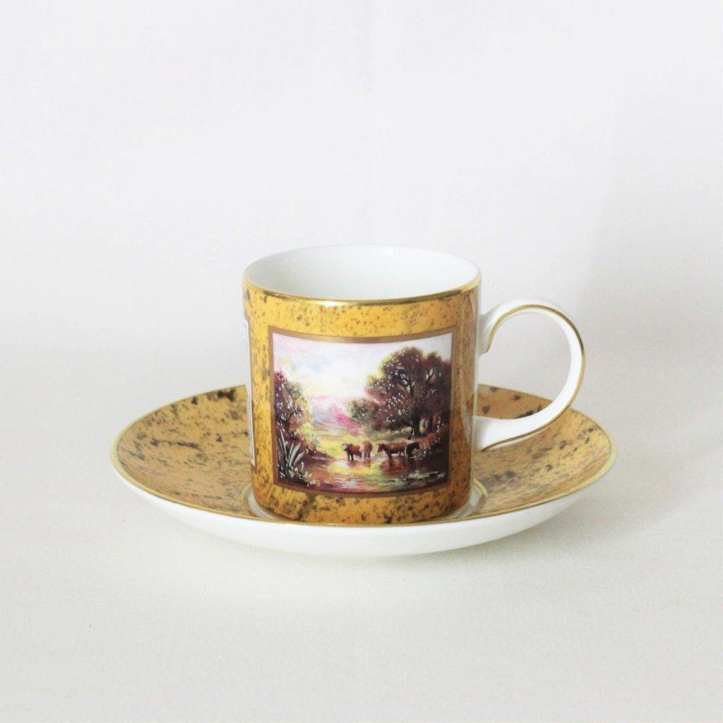コールポート コーヒーカップ&ソーサーの画像