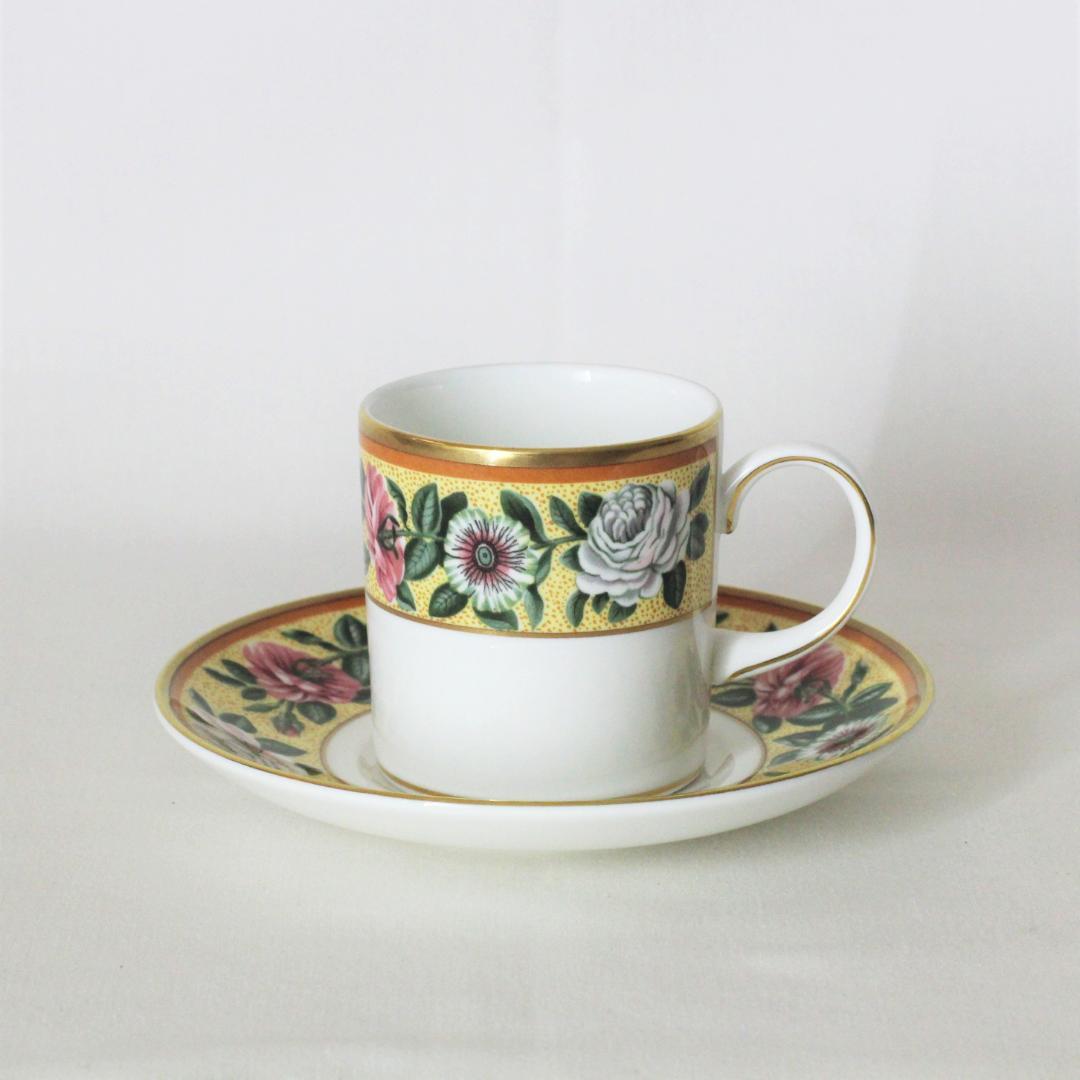 イギリス COALPORT コーヒーカップ&ソーサー画像