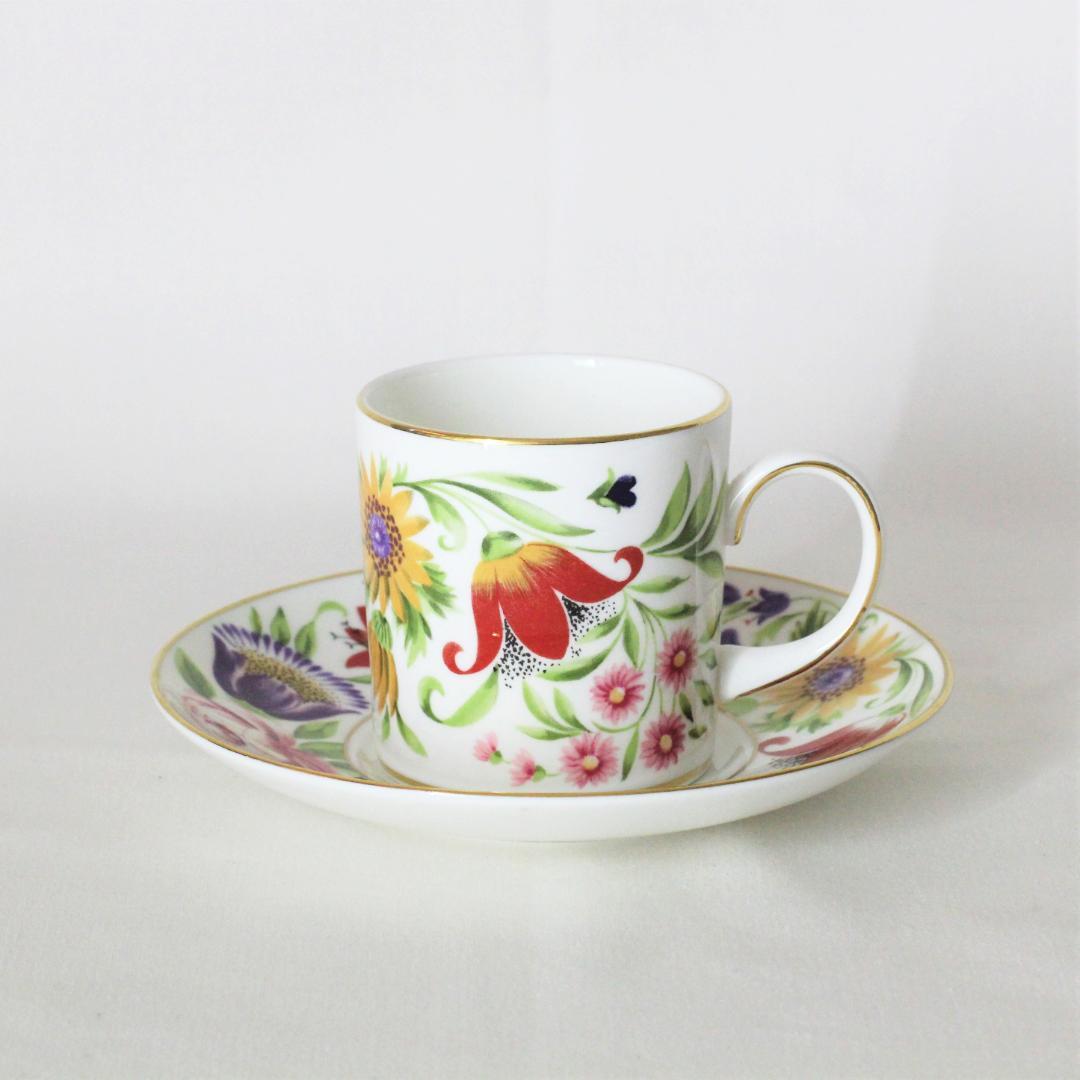 コールポート コーヒーカップ&ソーサー画像