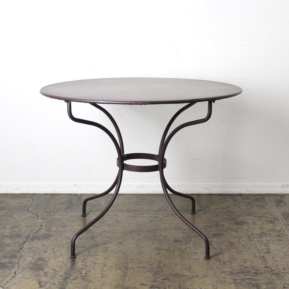 会員限定セール! フランス FERMOB社 ガーデンテーブル画像