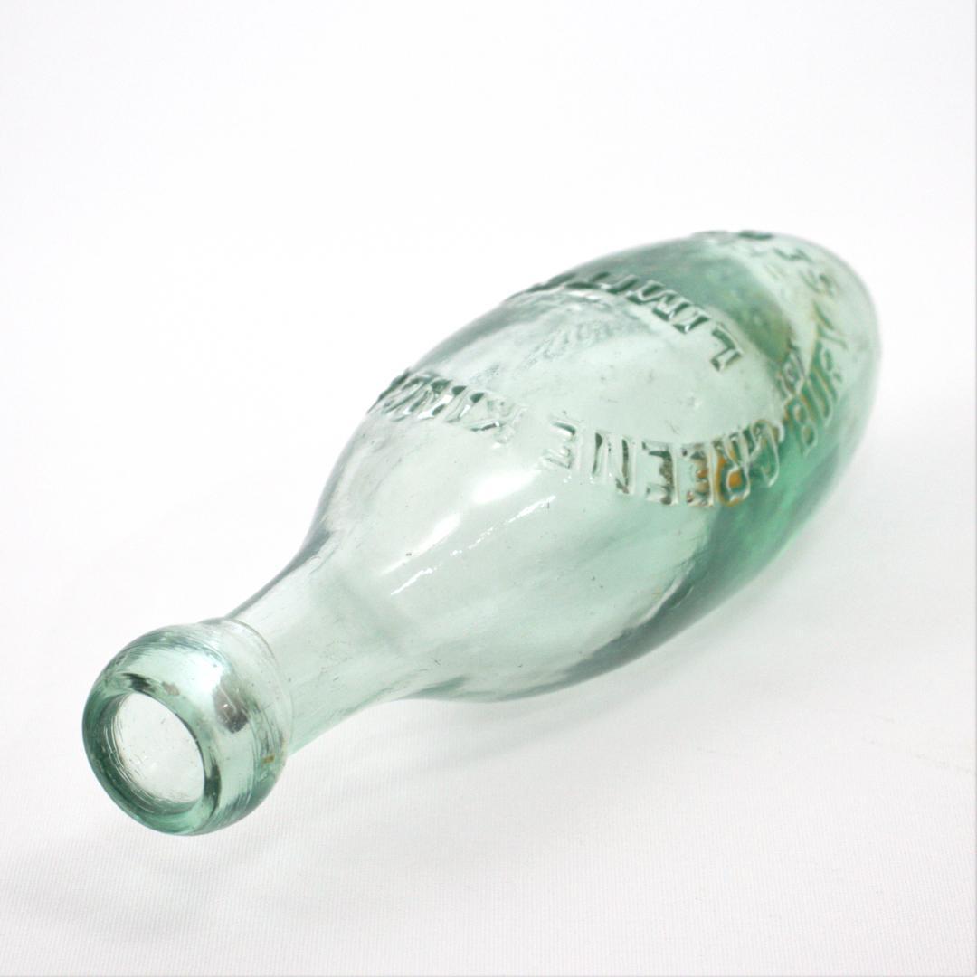 イギリス アンティーク ハミルトン/トーペッド・ボトル画像