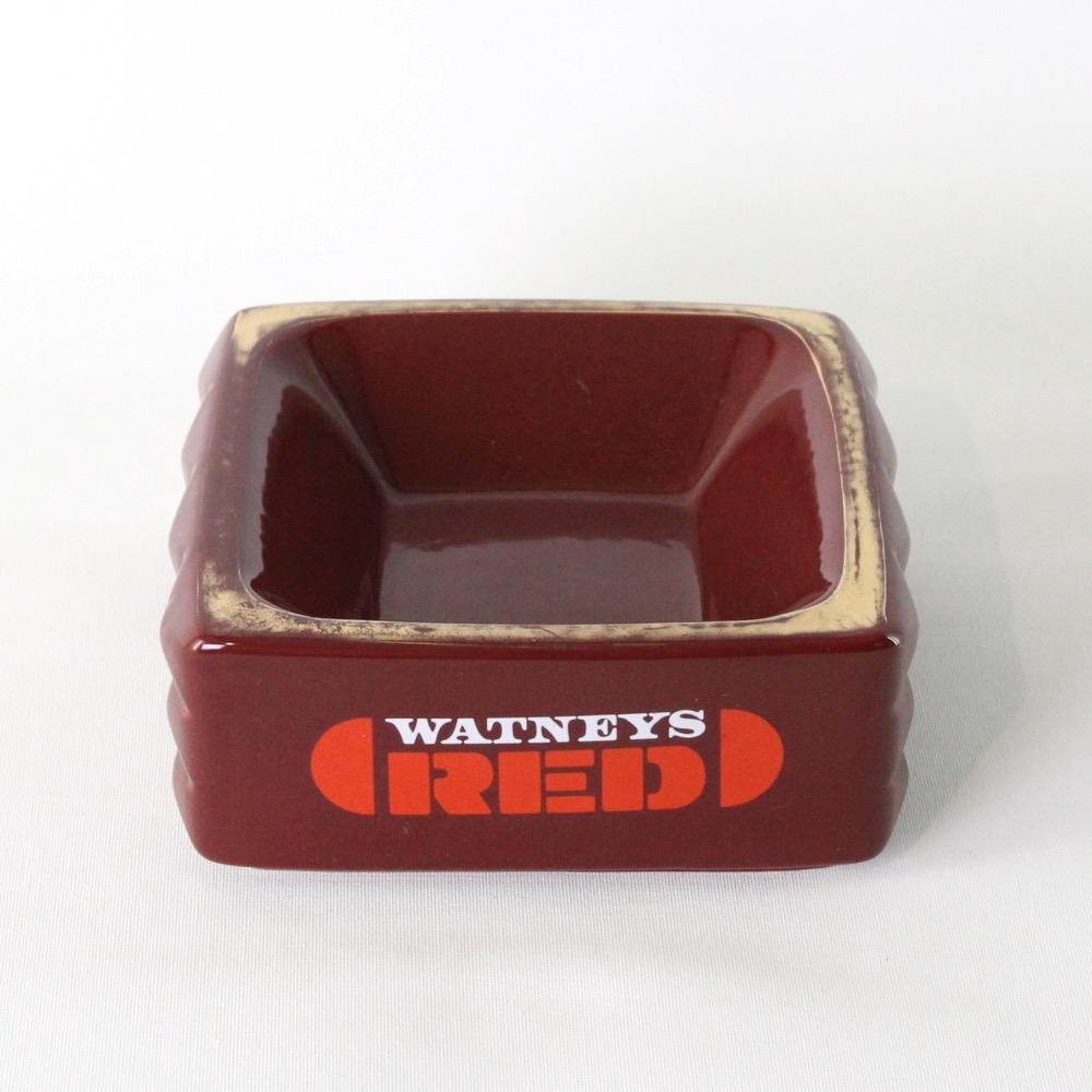 イギリス ヴィンテージ WADE パブ 灰皿画像