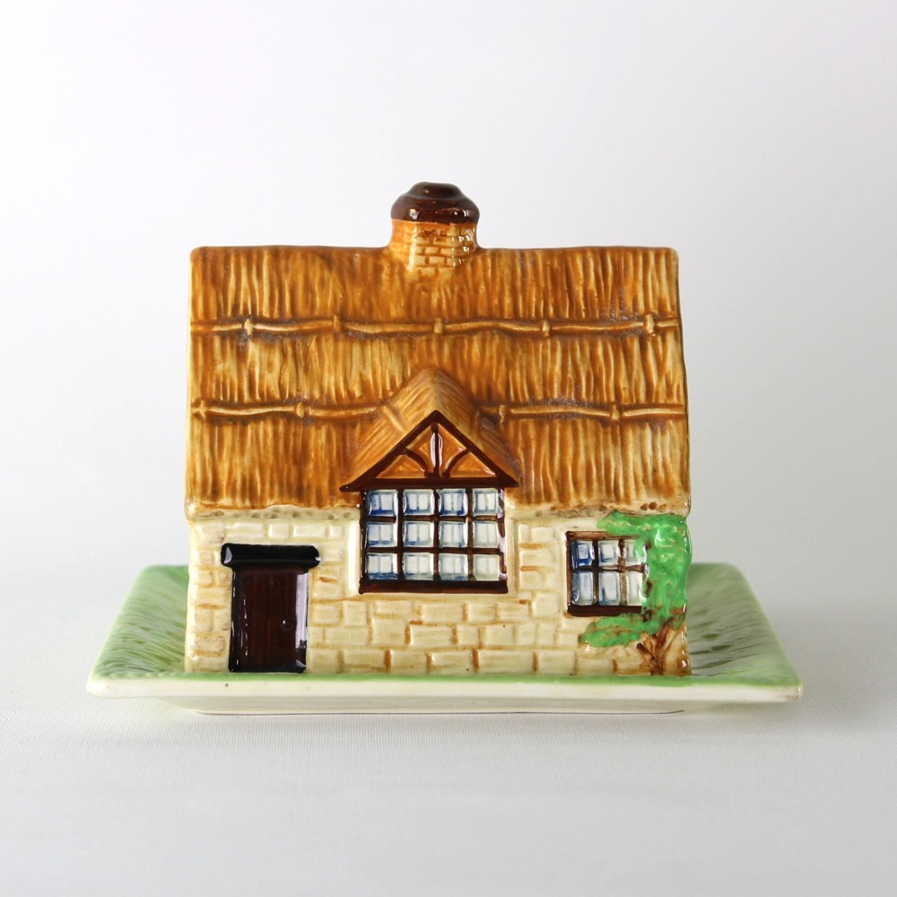 イギリス コテージウェア チーズケース画像