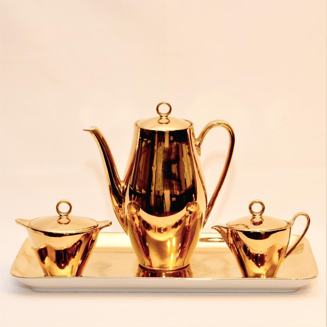 ドイツ ババリア コーヒーセット画像