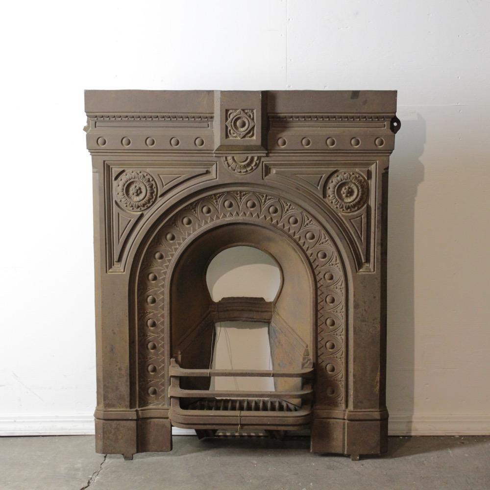 アンティーク ファイヤープレイス 暖炉画像