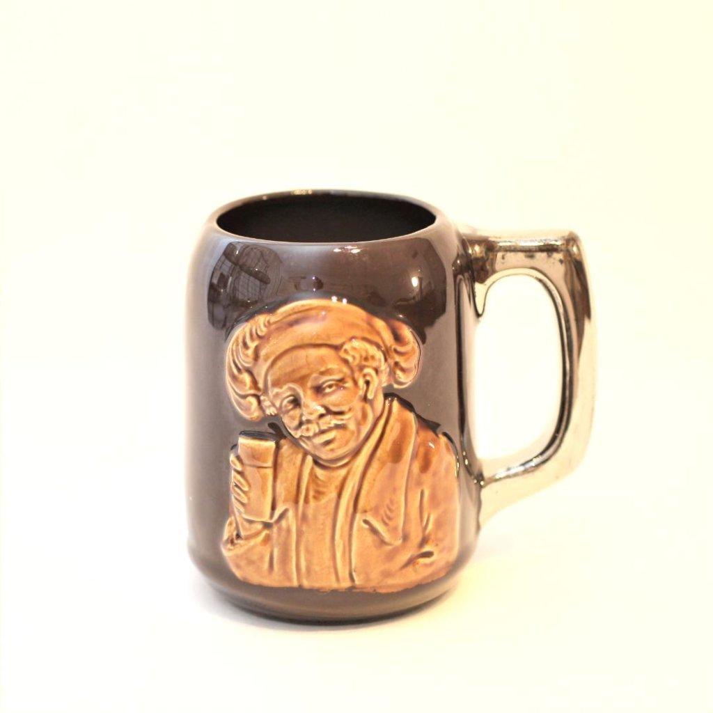 陶製ジョッキ(ビアマグ/Beer Mug)の画像
